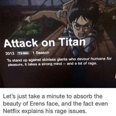 Oh, Eren, you have so many anger issues.