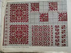 Cross Stitch Patterns, Pattern, Counted Cross Stitch Patterns, Punch Needle Patterns