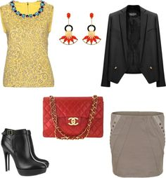 """Untitled #109"" by jasperstate on Polyvore"