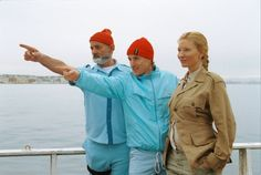 Red Beanies ahoi