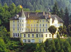 Castle hotel Black Forest Germany Freiburg Breisgau Triberg short vacation package Titisee-Neustadt sight seeings castles