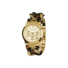 Michael Kors - Get Stylish, Get Watch Michael Kors Collection, Watches, Chronograph, Quartz, Beige, Trends, Chain, Stylish, Lady