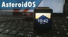 AsteroidOS – Um estilo de CyanogenMod para smartwatches | Blogue alien's & android's