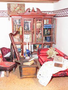 Schlafzimmer der Hexerei