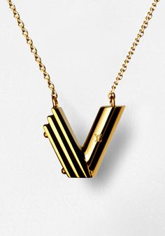 For the woman who's one of a kind: the Louis Vuitton Me & Me Fashion Jewelry Collection #luxurybrands, red carpet, fashion week, #luxuryliving, glamorous style, limited edition Discover more luxury inspirations at http://www.bocadolobo.com/en/inspiration-and-ideas/