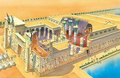 고대 이집트의 역사 - Q-파일 백과 사전