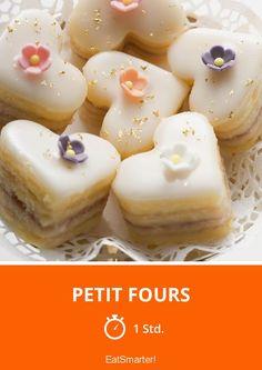 Petit Fours - smarter - Zeit: 1 Std. | eatsmarter.de