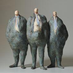 JAN HOWLIN CERAMICS - The Boys