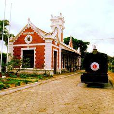 Registro da Maria Fumaça na Estação de Vassouras, inaugurada em 30 de março de 1914 pelo Marechal Hermes da Fonseca, então presidente do Brasil. Foto: Elison Oliveira.