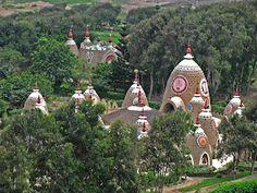 Eco Village - Eco Truly Park  South America -Peru - Lima