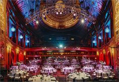 The Fillmore - 7 Best Venues for Your Detroit Wedding | WeddingDay Magazine