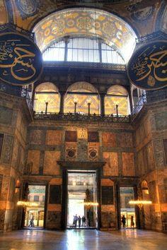 Hagia Sophia (Holy Wisdom), Turkey