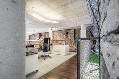 Neudoerfler Showroom, Salzburg Stylish Office, Salzburg, Offices, Showroom, Divider, Inspiration, Furniture, Beautiful, Home Decor