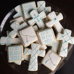 First Communion Cookies....