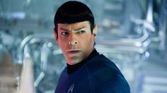"""Zachary Quinto Is """"Disappointed"""" By George Takei's Gay Sulu Comments  The current Mr. Spock says that he hopes Takei will be won over by the positive response to the news that Sulu will be revealed to be gay in 'Star Trek Beyond'.  read more"""
