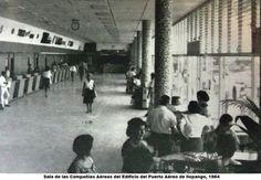 Aeropuerto Ilopango, 1964