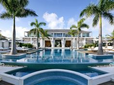 Turks and Caicos Real Estate, offering the finest in luxury Grace Bay Beach condos, beachfront, water and canal front villas and land parcels for sale in the Turks and Caicos Islands. Turks And Caicos Resorts, Style Tropical, Turks- Und Caicosinseln, Grace Bay Beach, Best Honeymoon Destinations, Honeymoon Ideas, Romantic Honeymoon, Amazing Destinations, Viajes