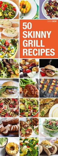 Here it is!  Check out these 50 grill recipes for summer!