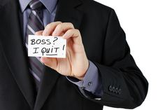 'I Quit!' 5 Reasons You're Losing Top Employees - Very preventable especially if you can train managers and start a recognition program!