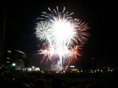 Stockton Ports 4th of July at Banner Island Park