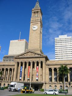 Brisbane City Hall   Cities Landmarks Trek, Australia    http://www.carltonleisure.com/travel/flights/australia/brisbane/birmingham/