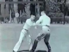 Tai Chi Training - rare old video (1937) - 太極拳 - YouTube