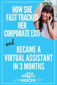 """""""Today, I interview a mom who is just like you. She had a corporate career that worked but not longer inspired her. Her desire to be with her family was stronger and she tried everything – even muli-level-marketing (hey, we all have at some point, right?)."""
