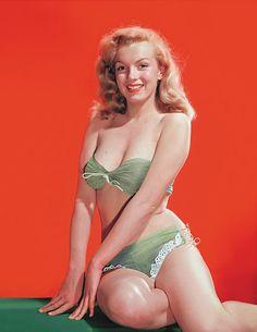 Norma Jeane/Marilyn Monroe