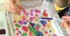 Kids are natural explorers, they are constantly thirsty for knowledge and curiosity is their thing. It's really important to feed your child's need for answers and learning new things. As you know kids get bored very easily, so to teach them something, it has to be fun. Here we have some cool and entertaining science experiments you can try with your kids. They will learn a lot of new things while playing.