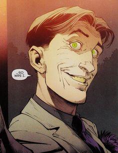 Still alive no matter what!! By Greg Capullo, Batman issue 47