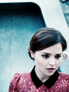 Clara Oswald. Journey to the Center of the TARDIS.