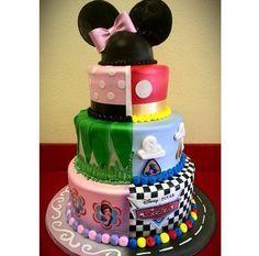 Disney Theme Cake