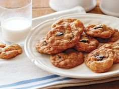 Here's a dessert that's fun to eat and to make. Get the whole family in the kitchen with Ree's Everything Cookies.