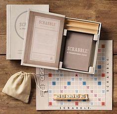 Vintage Bookshelf Scrabble® ($50-100)