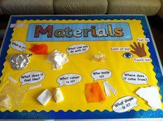 materials classroom display - Google Search