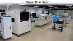 Demo center- Quality 1Clicksmt's #SMT_Demo_Center From Reliable SMT Products Supplier