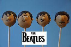 the Beatles cake pops?  :D