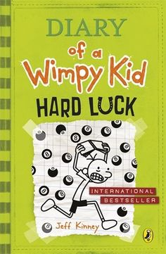 Hard Luck (Diary of a Wimpy Kid) by Jeff Kinney http://smile.amazon.com/dp/0141355484/ref=cm_sw_r_pi_dp_-wHnwb0EEQ4E4
