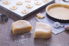 La pasta frolla è una delle preparazioni base più utilizzate in pasticceria, indispensabile per realizzare ottime crostate e deliziosi biscotti!