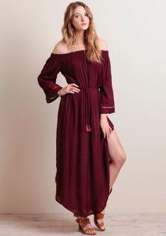 Faithfull the brand lullaby maxi dress
