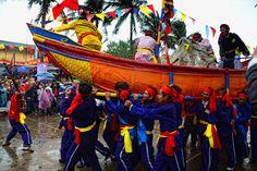 "Adamo Hotel In Da Nang: ""Cau Ngu"" - Biggest fishermen's festival in Danang Beach City"