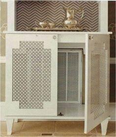 half wall that has air vent | Air Return Vent Covers