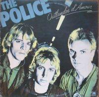 The Police – Outlandos D'Amour AMLH 68502    A2/B2  Rock