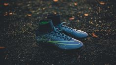 Nike 'Electro Flare' Pack by Alex Penfornis