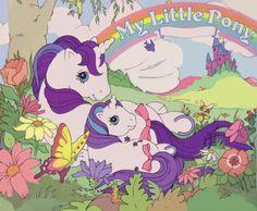 My Little Pony Vintage