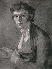 Philipp Otto Runge - Autoritratto, 1804/5 – Wikipedia