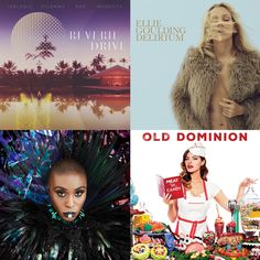 Laura Mvula's amazing voice are included with Old Dominion, Major Lazer and Avril Lavigne to create my June playlist on @spotify of what I've been listening to each month 😄