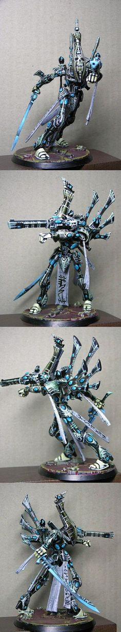 Eldar Wraithlord #40K, #wh40K, #warhammer40000 Which is the most popular hashtag on Pinterest?