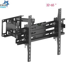 "Articulating Full Motion TV Wall Mount Bracket Tilt Swivel Bracket TV Stand Suitable TV Size  32'' 40'' 42''50'' 52''55""60""65""-in TV Mount from Consumer Electronics on Aliexpress.com 