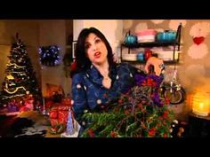 kirstie creates christmas - Kristie teaches how to make a lovely rustic door ornament Christmas Time, Christmas Crafts, Merry Christmas, Soap Making Kits, Candlemaking, Rustic Doors, Card Making Tutorials, Duck Egg Blue, Hobbies And Crafts